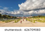 vienna  austria   october 09 ... | Shutterstock . vector #626709083