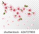 vector illustration of spring... | Shutterstock .eps vector #626727803