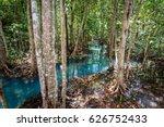 tha pom klong song nam... | Shutterstock . vector #626752433