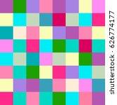 a seamless pattern of... | Shutterstock .eps vector #626774177