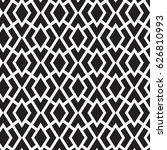 geometric seamless pattern.... | Shutterstock .eps vector #626810993