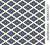 vector traditional pattern for... | Shutterstock .eps vector #626811317