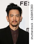 Small photo of NEW YORK-APR 22: John Cho attends the 'Literally, Right Before Aaron' screening at SVA Theatre during the 2017 TriBeCa Film Festival on April 22, 2017 in New York City.