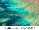 aerial view of the great...   Shutterstock . vector #626851397
