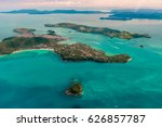 hamilton island resort... | Shutterstock . vector #626857787