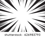 background of radial lines for... | Shutterstock .eps vector #626983793