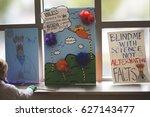 cincinnati  oh   april 22... | Shutterstock . vector #627143477