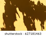 shadow branches and leaves | Shutterstock . vector #627181463