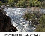 Stream Of The River  White...