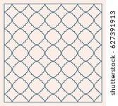 pastel gray traditional...   Shutterstock .eps vector #627391913
