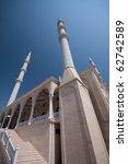 Magnificent Mosque In Manavgat