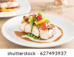Snapper Fish Steak With...