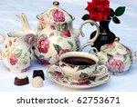 Traditional English Tea With...