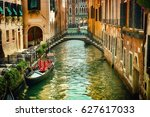 Beautiful Venetian Street In...