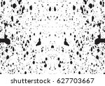 black and white vintage grunge... | Shutterstock .eps vector #627703667