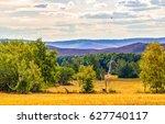 mountain outline landscape