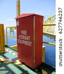 Small photo of Fire hydrant equipment , Fire extinguisher