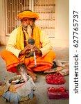 Snake Charmer  Varanasi  Uttar...