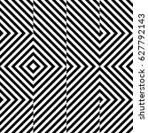 vector seamless pattern.... | Shutterstock .eps vector #627792143