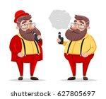 vape smoking geek hipster...
