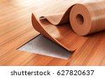Linoleum Coating. Flooring...