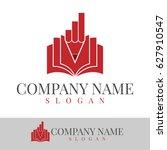 education logo | Shutterstock .eps vector #627910547