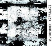grunge vector texture | Shutterstock .eps vector #627931673