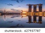 singapore   november 13  2016   ...   Shutterstock . vector #627937787
