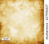 grunge vector background | Shutterstock .eps vector #627950327