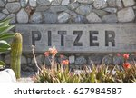claremont  ca  usa   april 14 ... | Shutterstock . vector #627984587