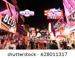 pattaya  thailand   april 8 ... | Shutterstock . vector #628011317