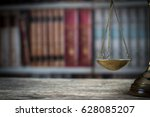 scale of justice | Shutterstock . vector #628085207
