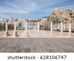 port of alicante | Shutterstock . vector #628106747