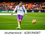 valencia  spain   feb 22 ...   Shutterstock . vector #628196087
