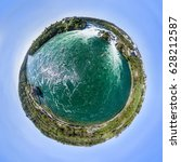 Little Planet Effect Rhine...