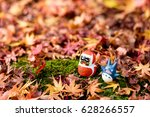 Autumn   Daruma Dolls