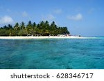 Rocky Cay Beach In San Andres ...