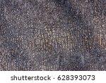 texture of the old fiberboard...   Shutterstock . vector #628393073