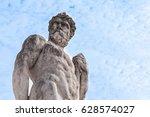 Statue Of The 16 Century....