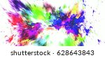 the colors in the series  fancy ... | Shutterstock . vector #628643843