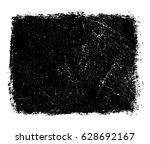abstract grunge frame.grunge... | Shutterstock .eps vector #628692167