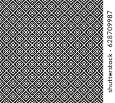 seamless pattern with black...   Shutterstock .eps vector #628709987