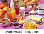 Full Breakfast With Organic...