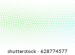 Light Green Vector Pattern Of...