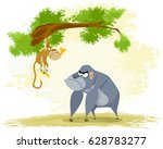 vector illustration of a two...   Shutterstock .eps vector #628783277