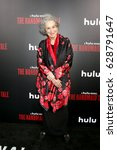 "Small photo of LOS ANGELES - APR 25: Margaret Atwood at the Premiere Of Hulu's ""The Handmaid's Tale"" at Cinerama Dome ArcLight on April 25, 2017 in Los Angeles, CA"