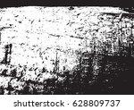 black and white vintage grunge... | Shutterstock .eps vector #628809737