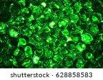 Green Emerald Balls   Color...