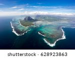 incredible view of the famous... | Shutterstock . vector #628923863