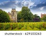 burgundy  france   august 25 ... | Shutterstock . vector #629103263